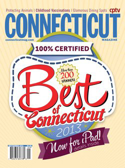 CT Mag - Best of Connecticut 2013